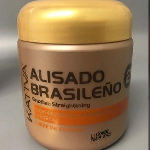 Kativa Other - Kativa Brazilian straightening kit